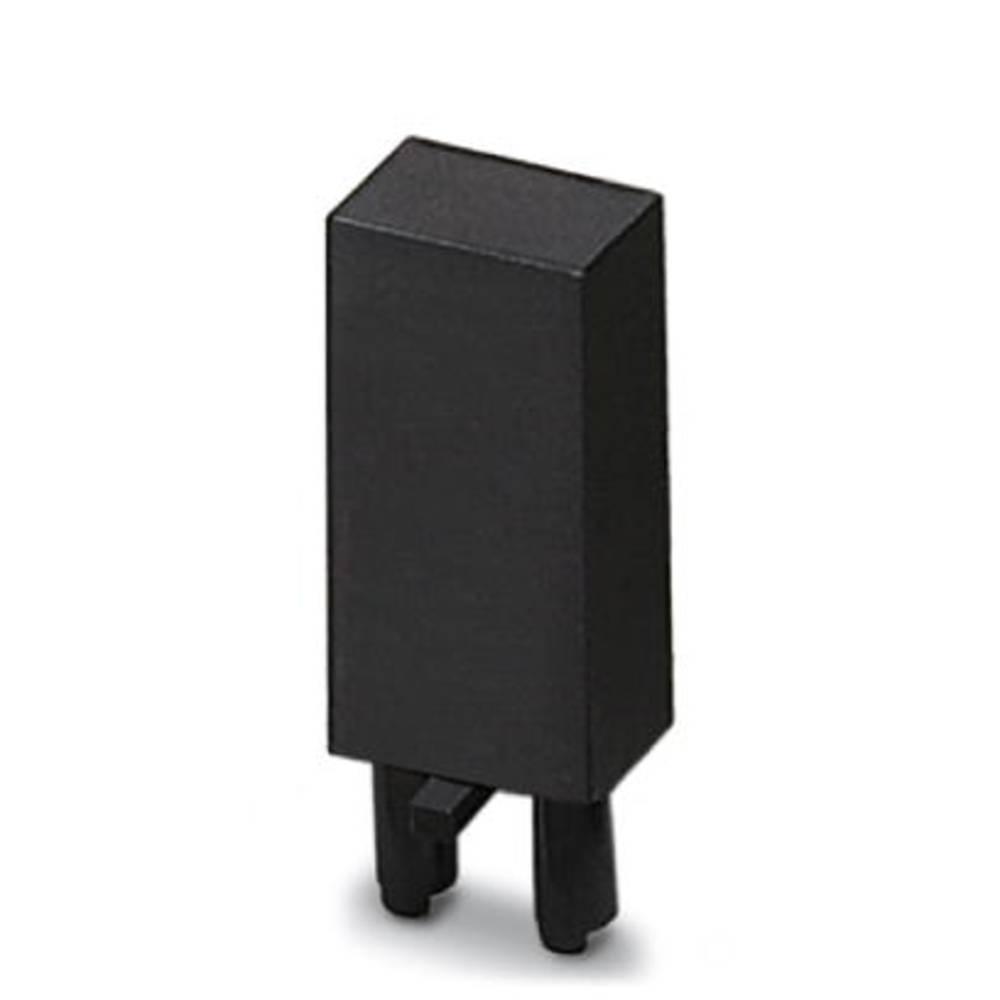 Steckmodul (value.1292944) Med RC-led, Uden LED 10 stk Phoenix Contact RC- 12- 24UC Passer til serie: Siemens Bauform S00 (value