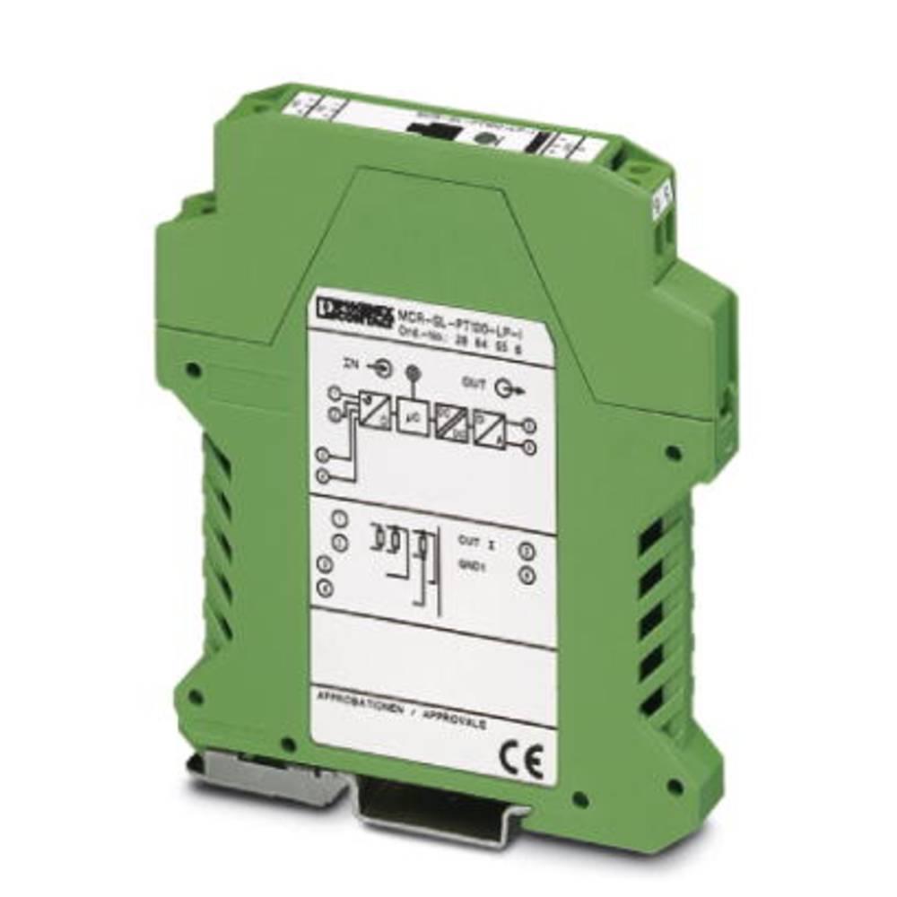 MCR-SL-PT100-LP-I - temperaturni pretvornik Phoenix Contact MCR-SL-PT100-LP-I kataloška številka 2864558 1 kos