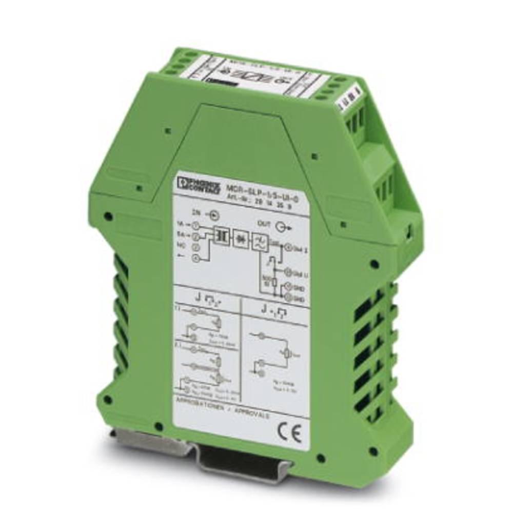 MCR-SLP-1-5-UI-0 - tokovni pretvornik Phoenix Contact MCR-SLP-1-5-UI-0 2814359 1 kos