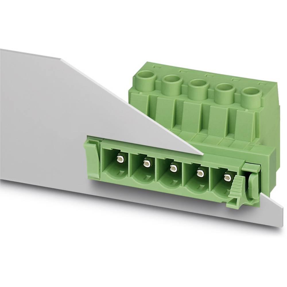 Stiftkabinet-kabel DFK-PC (value.1360671) Samlet antal poler 4 Phoenix Contact 1703399 Rastermål: 10.16 mm 10 stk