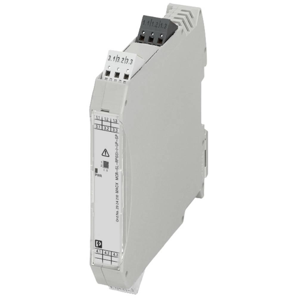 MACX MCR-SL-RPSSI-I-UP-SP - napajalni razdelilnik Phoenix Contact MACX MCR-SL-RPSSI-I-UP-SP kataloška številka 2924210 1 kos