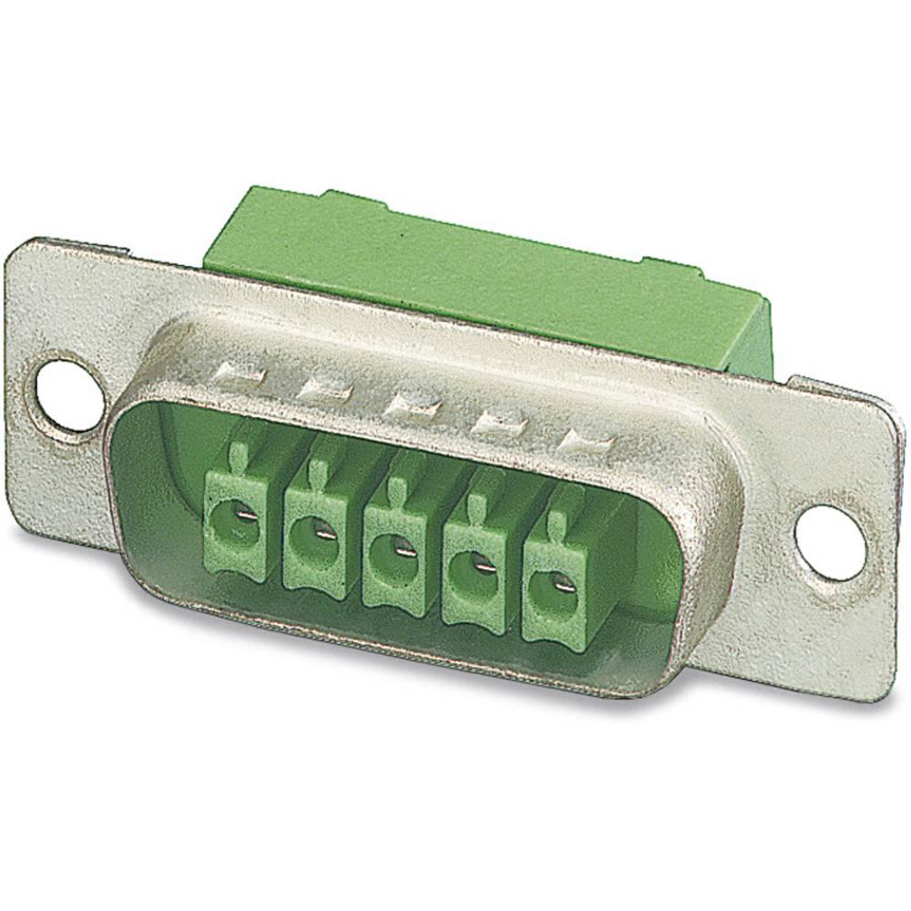 Stiftkabinet-kabel PSC (value.1360896) Samlet antal poler 5 Phoenix Contact 1841912 Rastermål: 3.50 mm 50 stk
