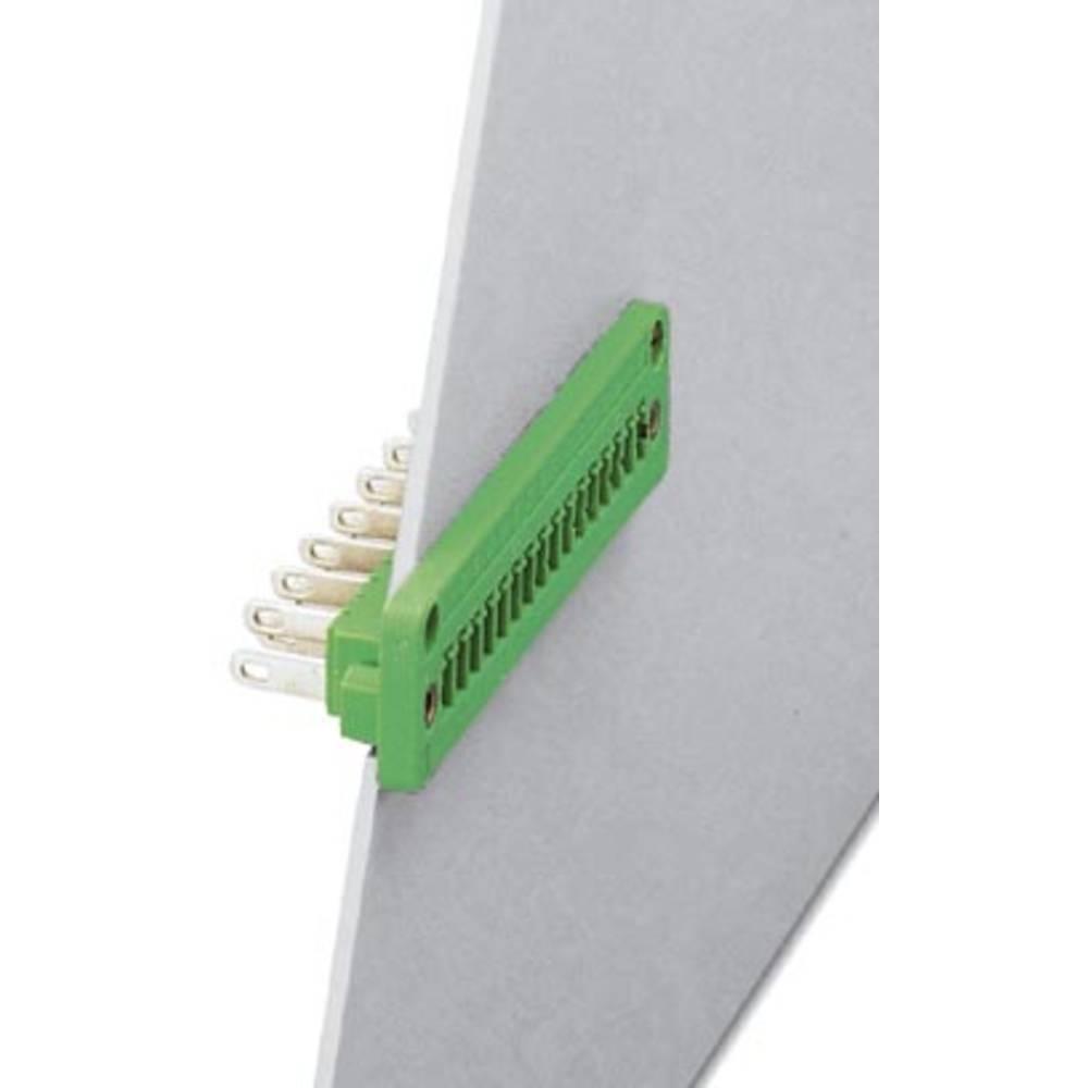 Tilslutningskabinet-kabel DFK-MC Samlet antal poler 8 Phoenix Contact 1827596 Rastermål: 3.81 mm 50 stk
