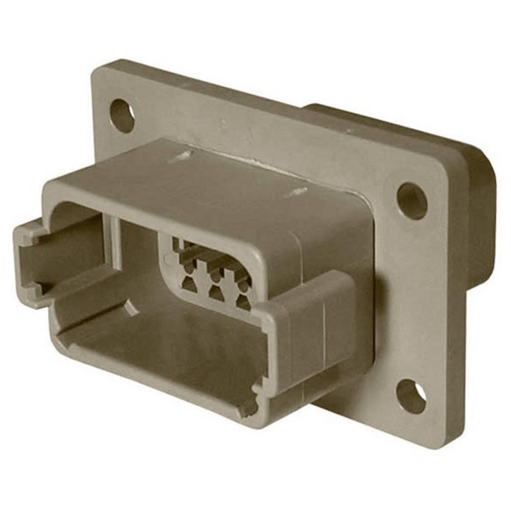 Konektor Deutsch serije DT, DT04-12PA-L012, nazivni tok: 13A, poli: 12, vsebina: 1 kos
