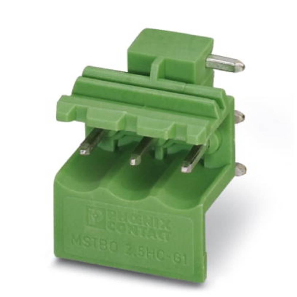 Pinsko ohišje za tiskano vezje MSTBO Phoenix Contact 1861031 raster: 5 mm 50 kosov