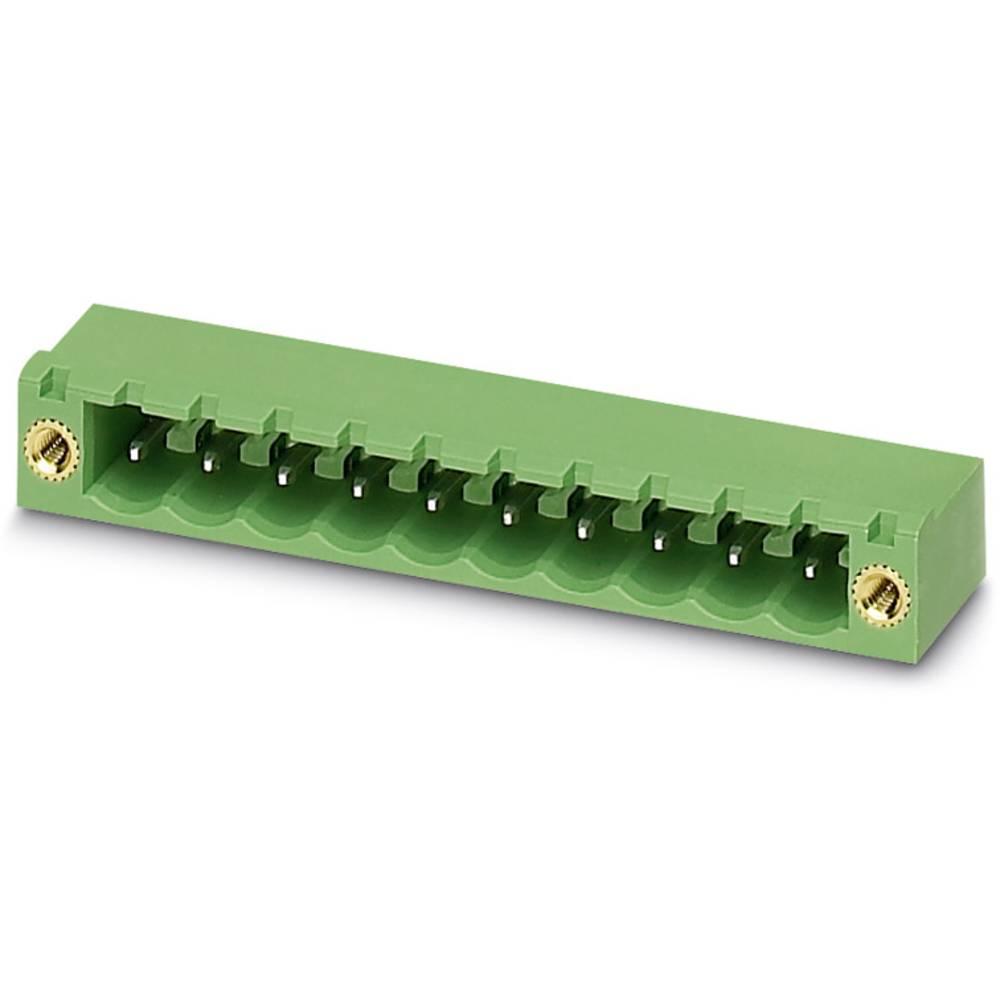 Pinsko ohišje za tiskano vezje MSTB Phoenix Contact 1776566 raster: 5.08 mm 100 kosov