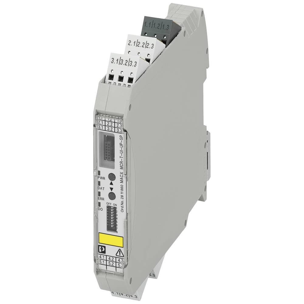 MACX MCR-T-UI-UP-SP - temperaturni pretvornik Phoenix Contact MACX MCR-T-UI-UP-SP kataloška številka 2811860 1 kos
