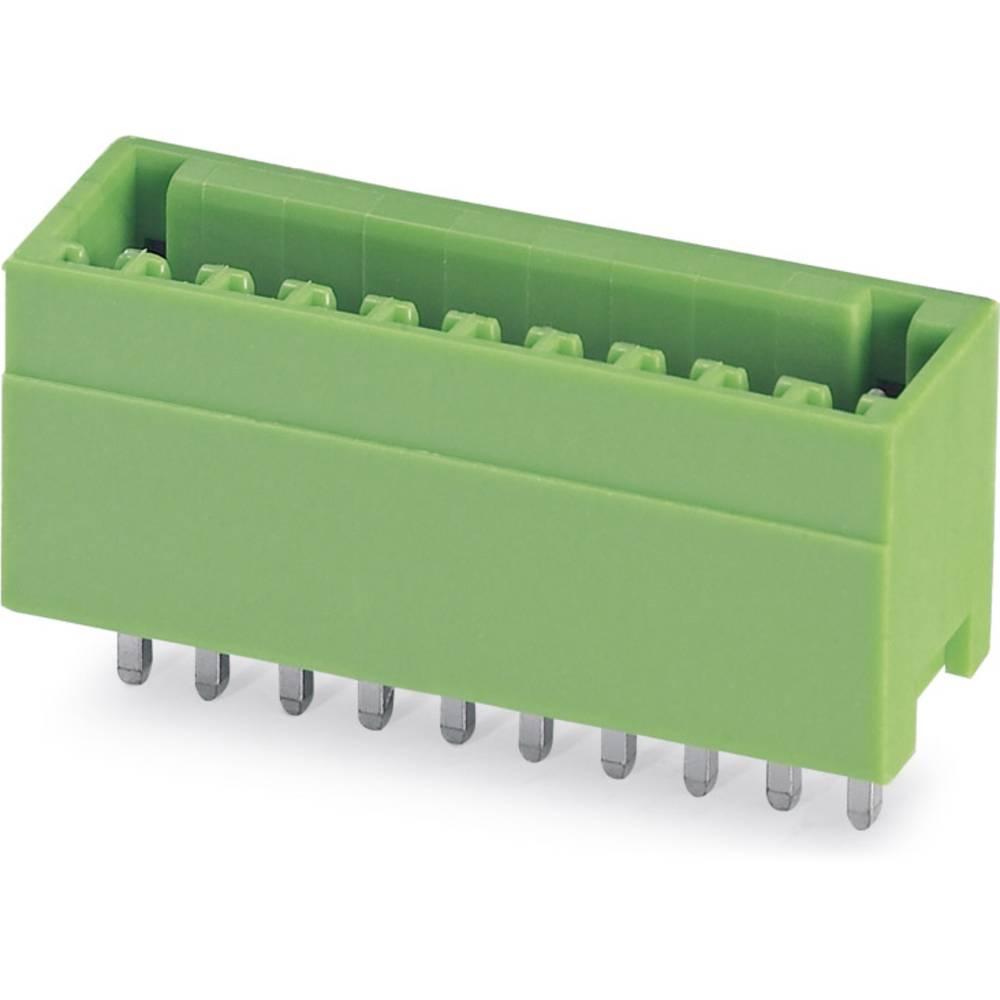 Pinsko ohišje za tiskano vezje MCV Phoenix Contact 1881600 raster: 2.50 mm 50 kosov