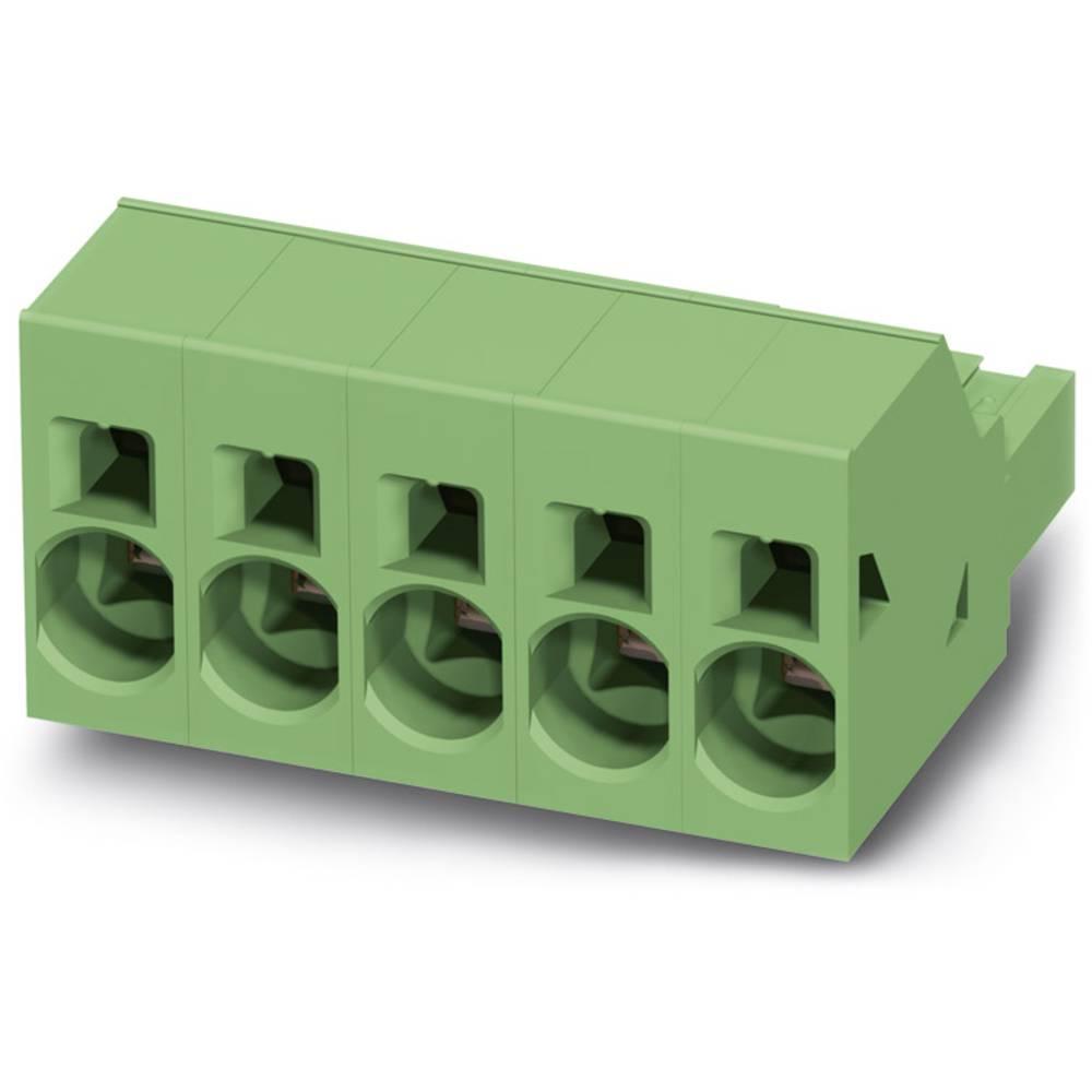 Tilslutningskabinet-kabel SPC (value.1361112) Samlet antal poler 2 Phoenix Contact 1711268 Rastermål: 10.16 mm 50 stk