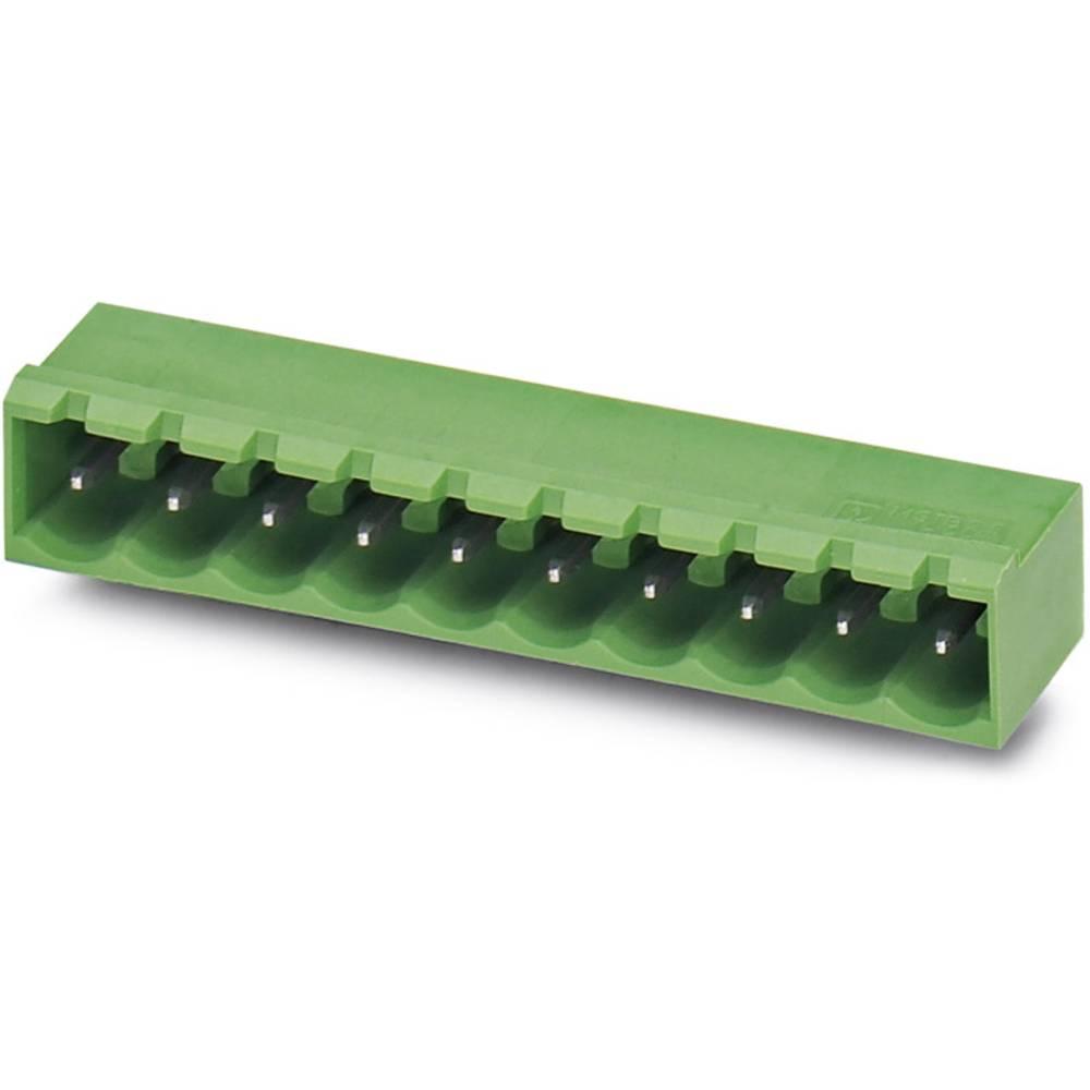 Pinsko ohišje za tiskano vezje MSTBA Phoenix Contact 1757543 raster: 5 mm 100 kosov
