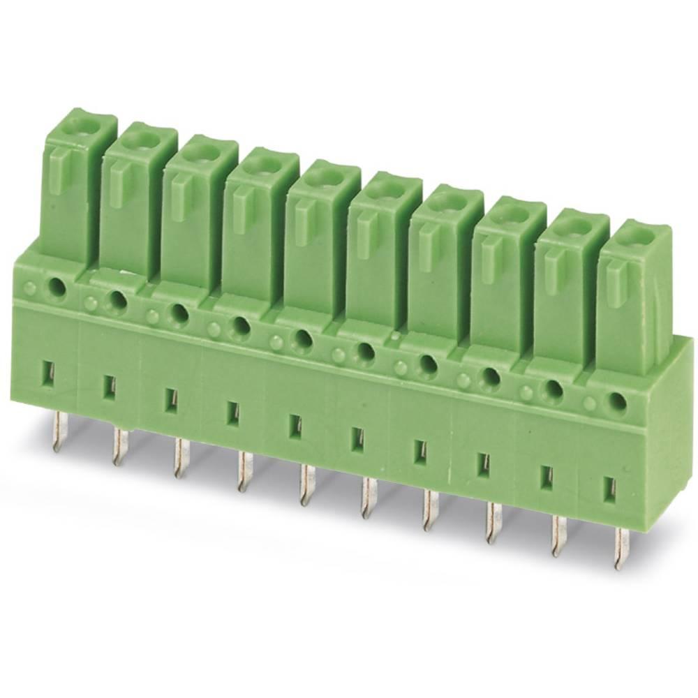 Tilslutningskabinet-printplade IMCV (value.1360916) Samlet antal poler 5 Phoenix Contact 1875454 Rastermål: 3.81 mm 50 stk