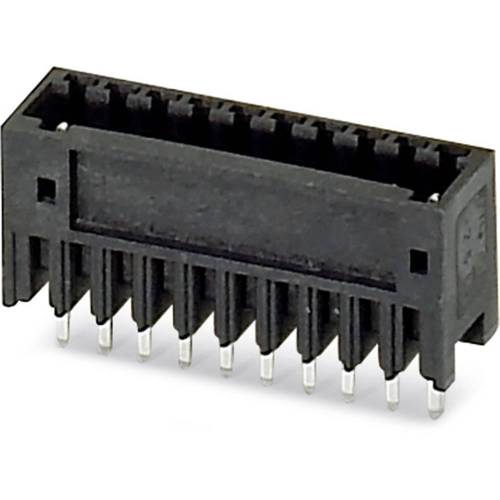 Pinsko ohišje za tiskano vezje MCV Phoenix Contact 1963557 raster: 2.50 mm 50 kosov