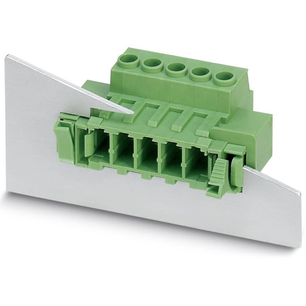 Stiftkabinet-kabel DFK-PC Samlet antal poler 6 Phoenix Contact 1716548 Rastermål: 7.62 mm 10 stk