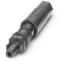 PV-C1F-S 2,5-6 (+) - vtični konektor PV-C1F-S 2,5-6 (+) črne barve Phoenix Contact vsebina: 50 kosov