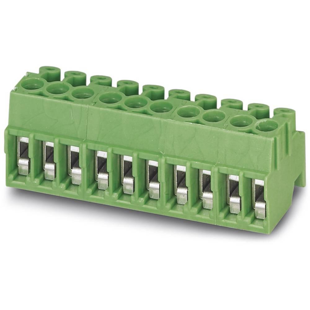 Tilslutningskabinet-kabel PT (value.1360828) Samlet antal poler 7 Phoenix Contact 1984361 Rastermål: 3.50 mm 100 stk