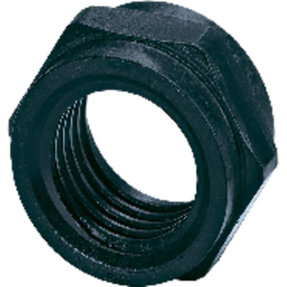 Pritrdilna matica za fotovoltaični konektor SUNCLIX PV-FT-C NUT BK črne barve Phoenix Contact vsebina: 1 kos