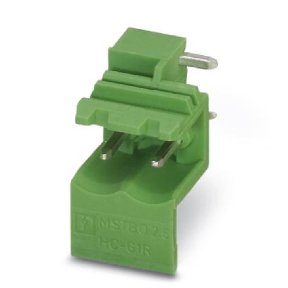Pinsko ohišje za tiskano vezje MSTBO Phoenix Contact 1861044 raster: 5 mm 50 kosov