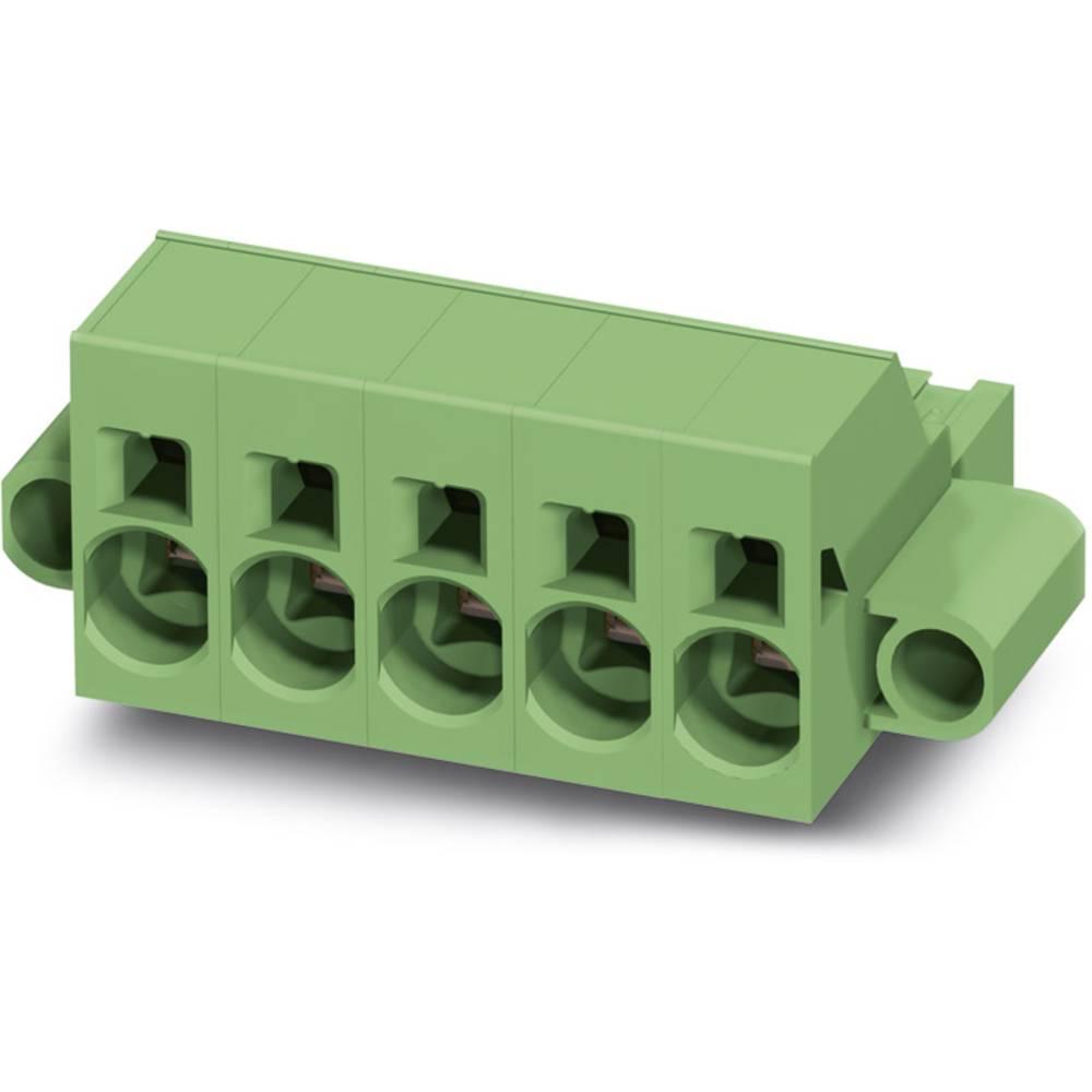 Tilslutningskabinet-kabel SPC (value.1361112) Samlet antal poler 4 Phoenix Contact 1711394 Rastermål: 10.16 mm 50 stk