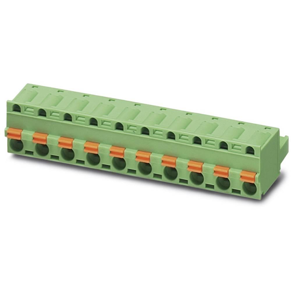 Tilslutningskabinet-kabel FRONT-MC (value.1361045) Samlet antal poler 16 Phoenix Contact 1926879 Rastermål: 3.81 mm 50 stk