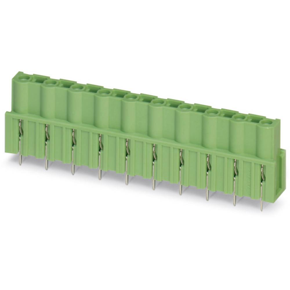 Tilslutningskabinet-printplade GICV Samlet antal poler 4 Phoenix Contact 1828935 Rastermål: 7.62 mm 50 stk