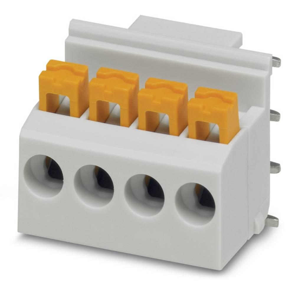 Tilslutningskabinet-kabel FKDSO Samlet antal poler 4 Phoenix Contact 2200320 Rastermål: 5 mm 50 stk