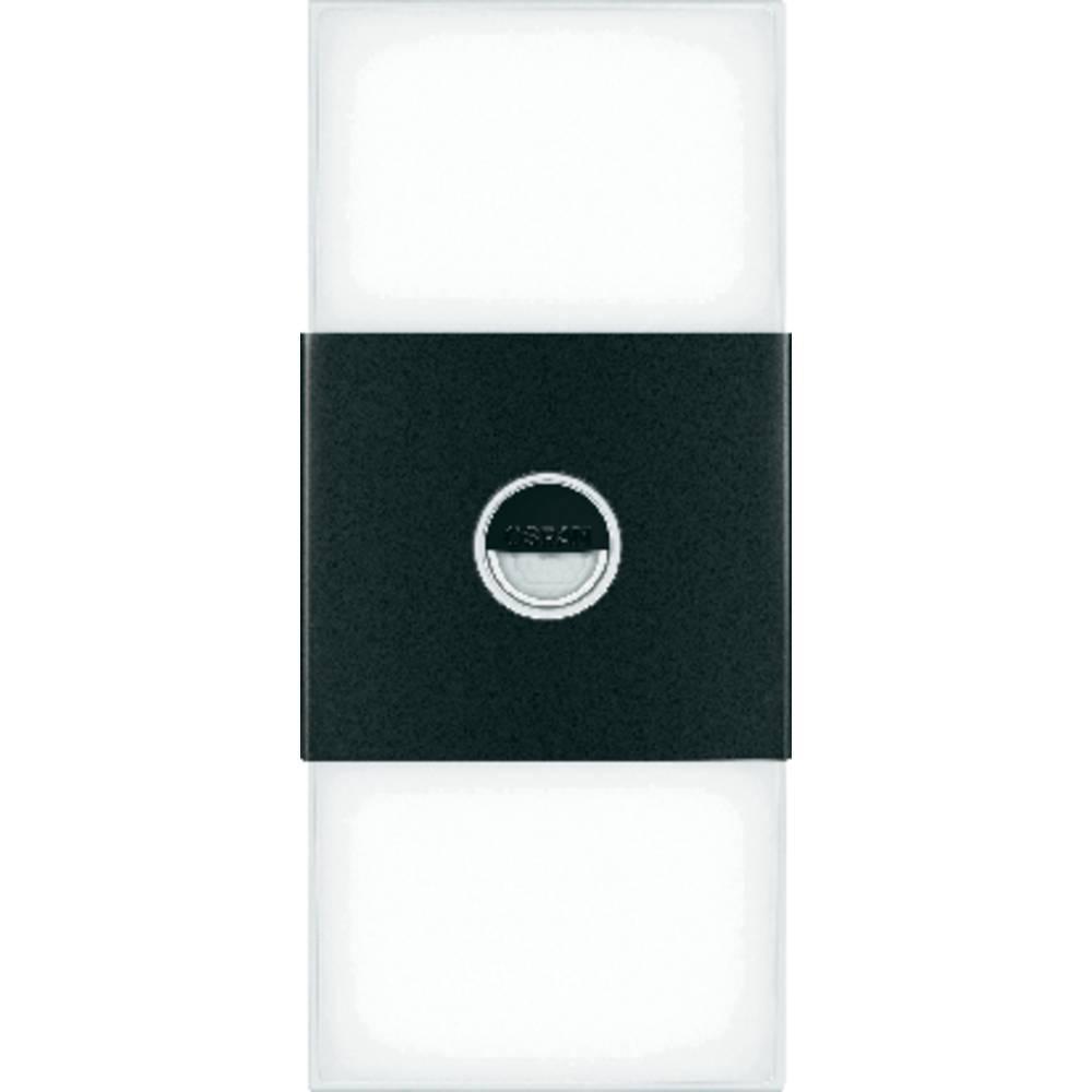 LED-utomhusväggbelysning med rörelsedetektor OSRAM 12 W 460 lm Kallvit Kallvit