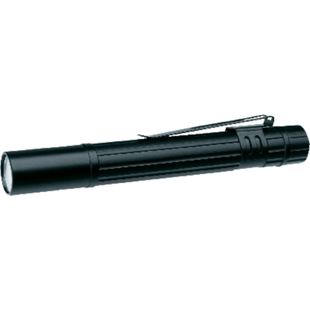 LED svjetiljka u obliku olovke LiteXpress Pen Power 100-2 na baterije 38 g crna LX401101