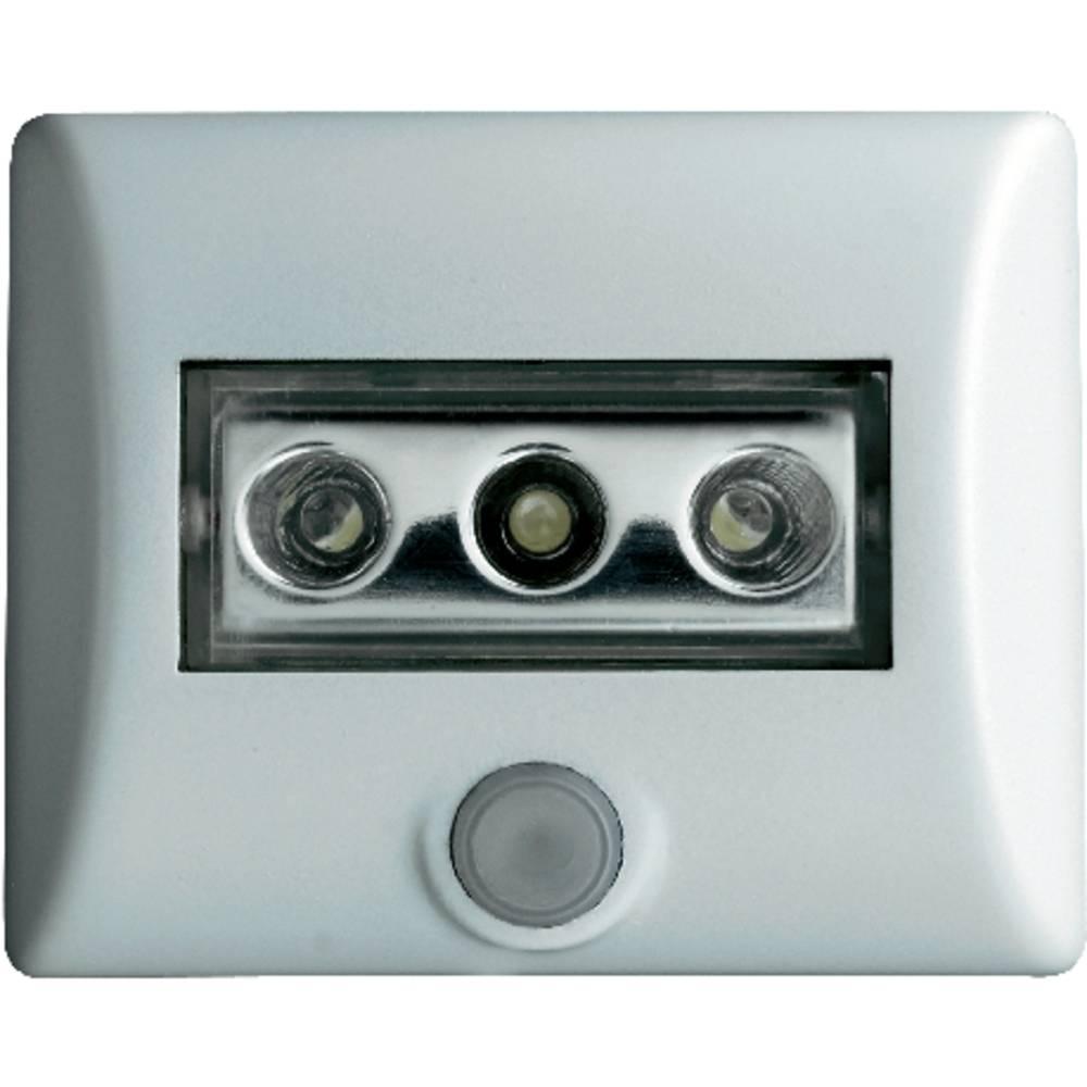 Nattlampa med rörelsedetektor LED OSRAM Nightlux Rektangulär Vit Vit