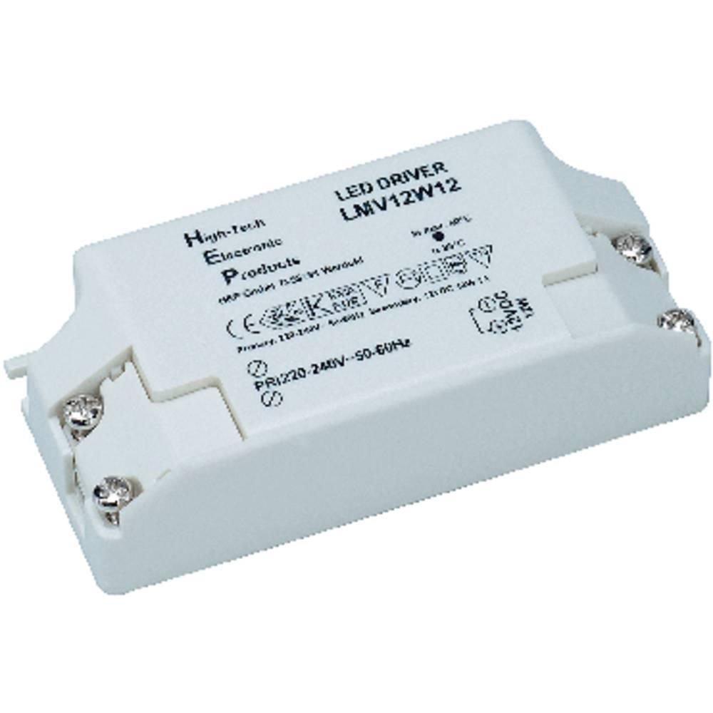 LED-napajač za dekorativnu rasvjetu SLV 470507, 12 W, 12V, bijela