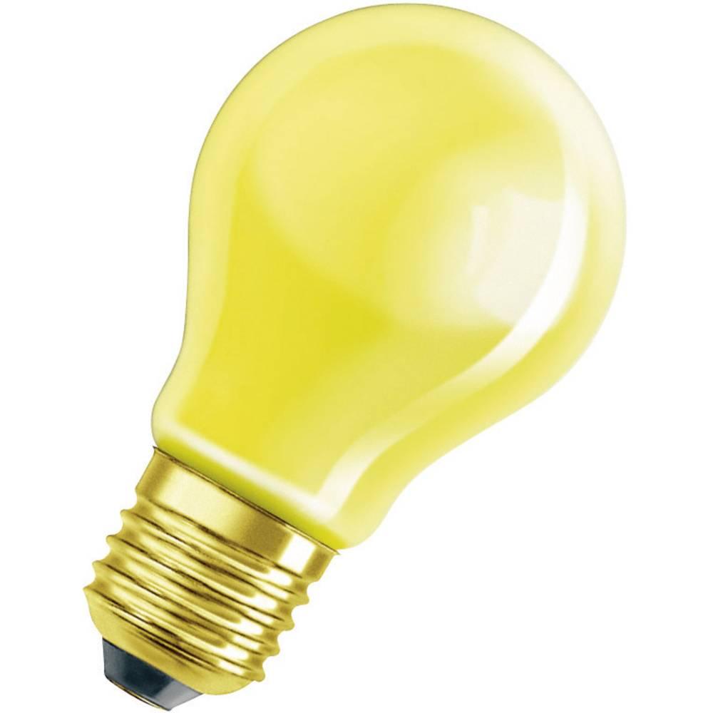 Dekorativna žarnica Osram E27 11W, rumena, 1 kos 4008321480910