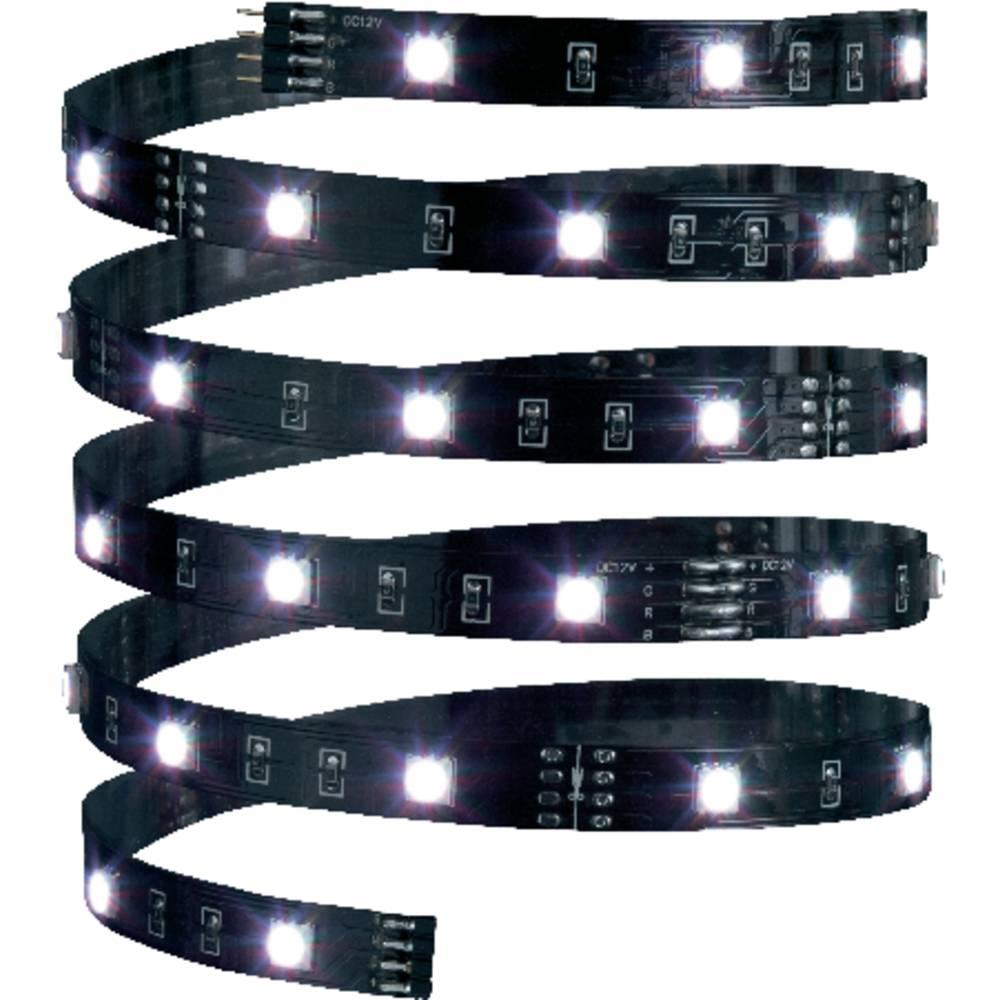 LED-trak z vtičem 12 V 300 cm RGB Paulmann YourLED Eco 70252