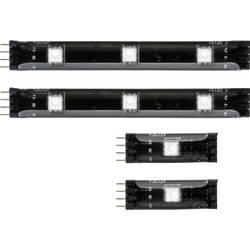 Komplet razmaknica YourLED 70338 Paulmann 20 cm oprema za dekorativnu rasvjeta LED crna