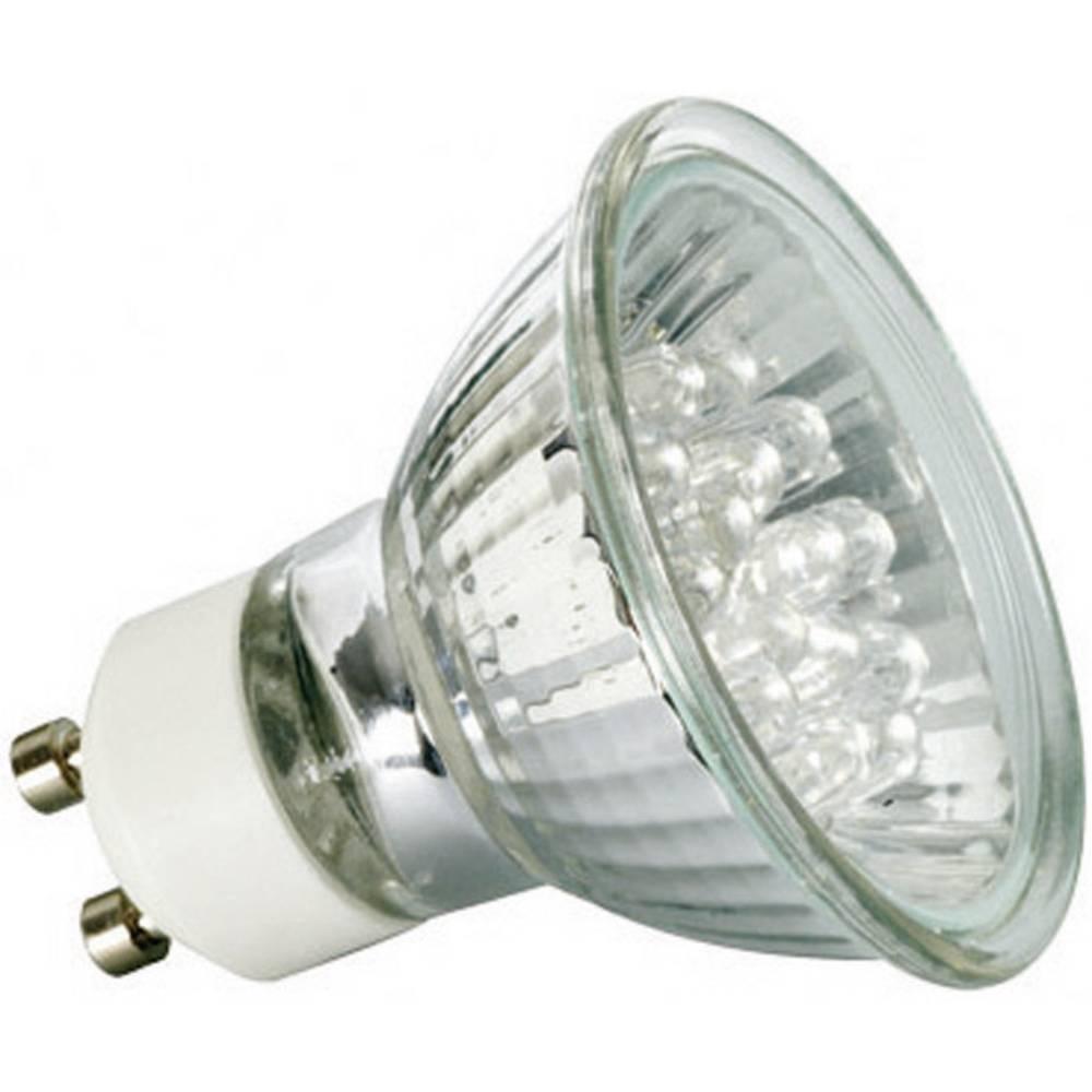 LED (enobarvna) Paulmann 230 V GU10 1 W hladno-bele barve EEK: A+ reflektor () 51 mm 1 kos