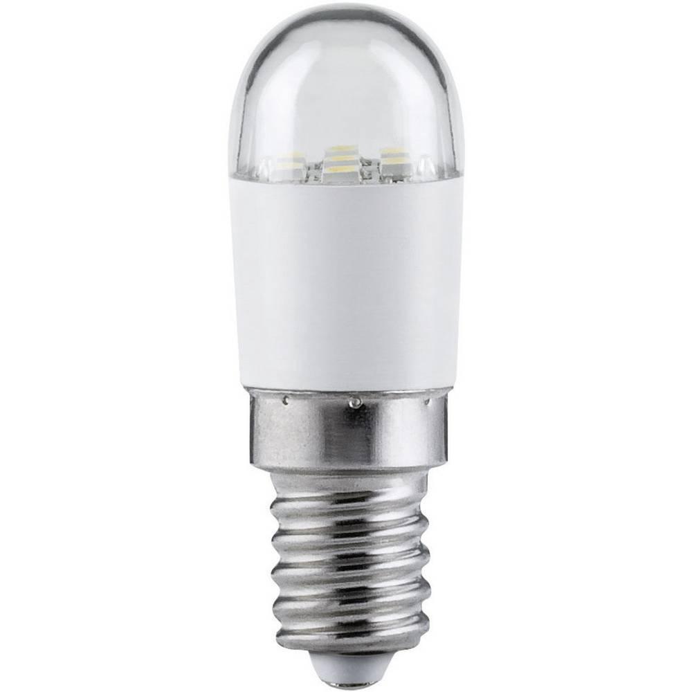 LED (enobarvna) Paulmann 230 V E14 1 W = 5.5 W toplo-bele barve EEK: A v posebni obliki () 21 mm 1 kos