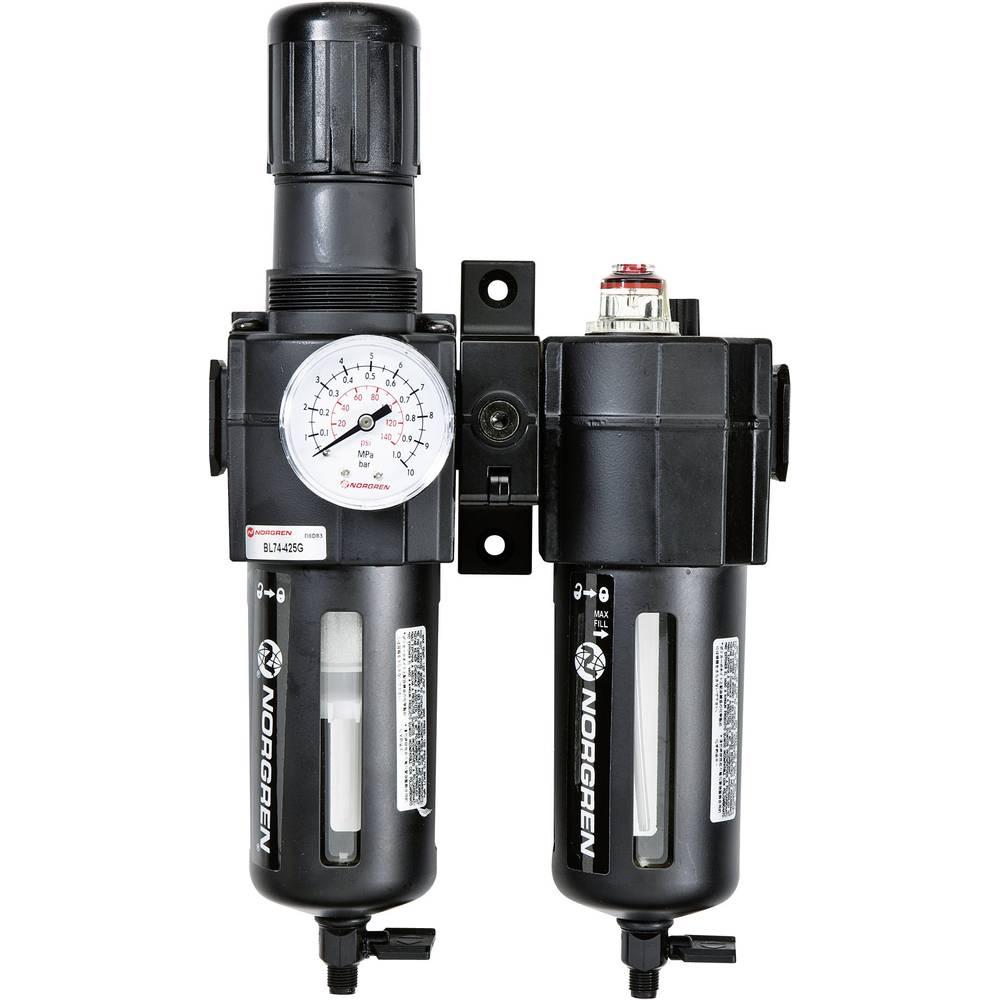 Norgren BL74-425G EXCELON®-Jedinica za održavanje, priključak G1/2, radni tlak (raspon): 0-10 bara