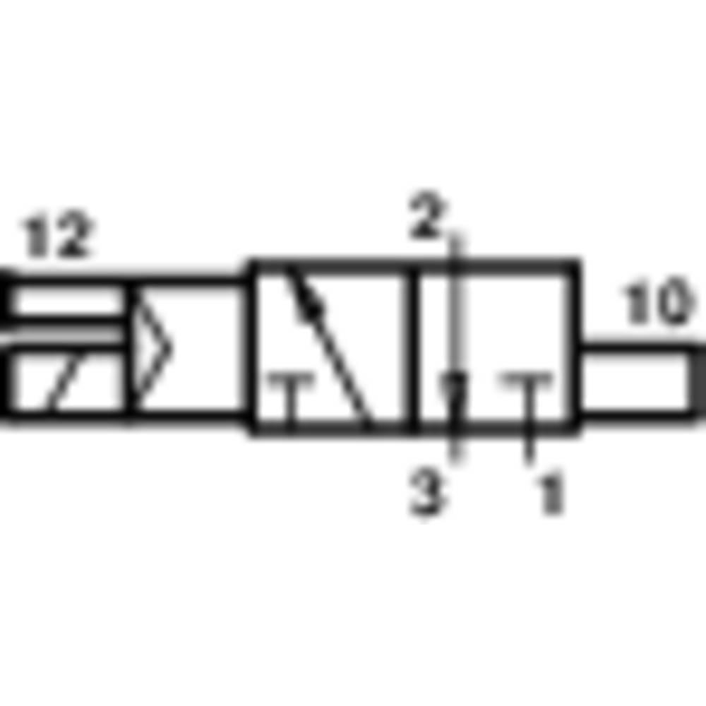 3/2-Razvodni magnetni ventil G1/8 Norgren V60A413A-A213L