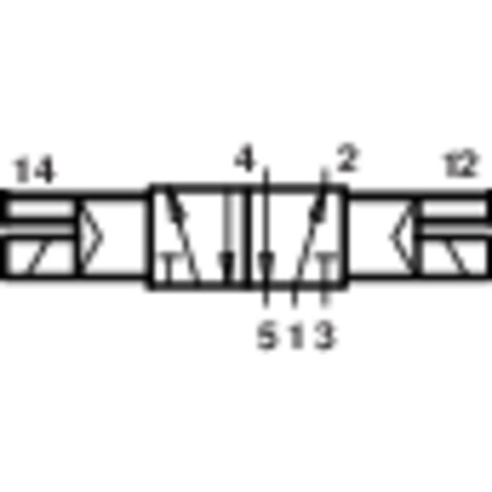 5/2-Razvodni magnetni ventil G1/8 MAGNET Norgren V60A511A-A313L
