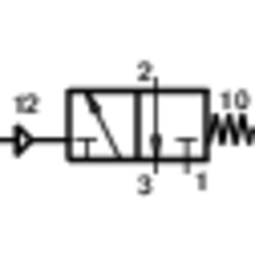3/2-Razvodni ventil G1/4 V61B4D7A-X5090 Norgren