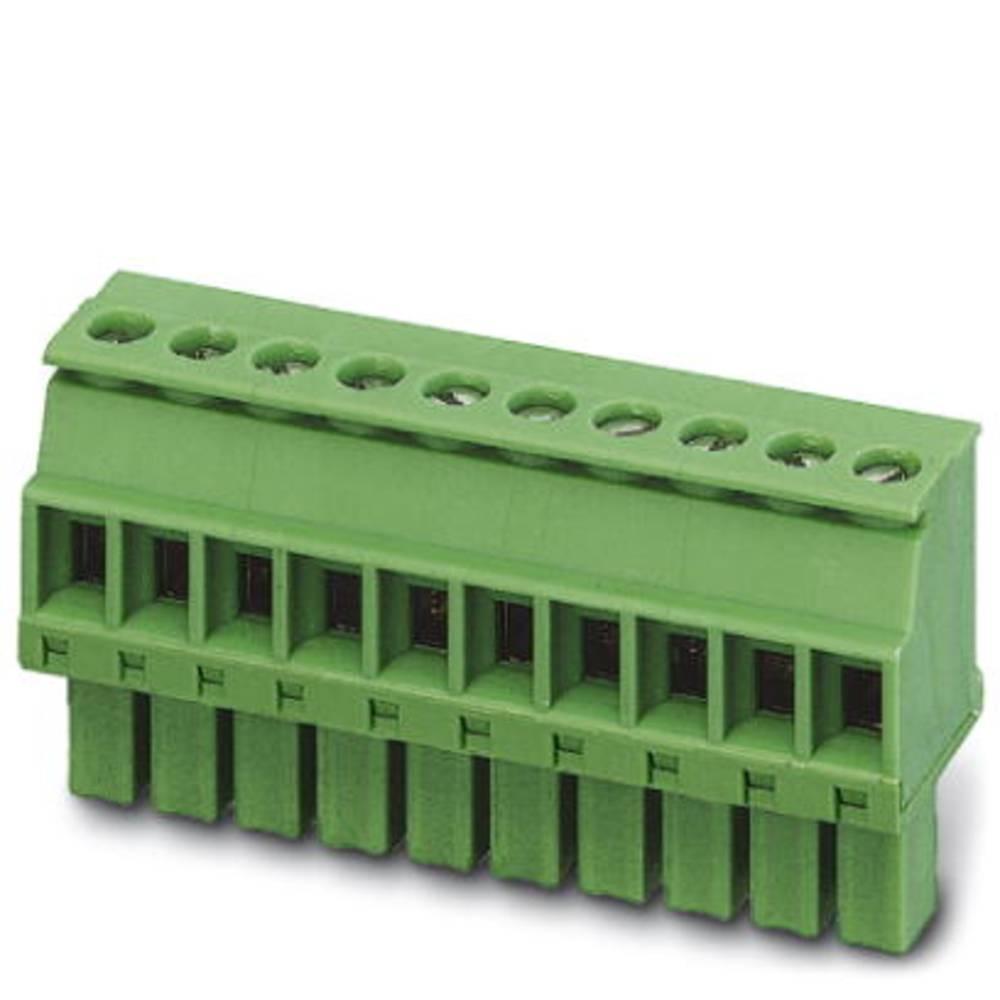 Tilslutningskabinet-kabel MCVW (value.1361020) Samlet antal poler 3 Phoenix Contact 1862865 Rastermål: 3.50 mm 250 stk