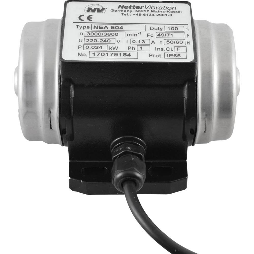 Netter Vibration NEG 5050 Elektro-vibrator, zunanji 3 x 230V, 3000 rpm