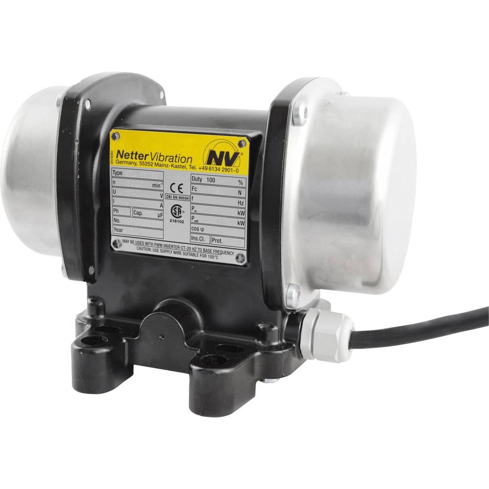 Netter Vibration NEA 50120 Elektro-vibrator, zunanji 230 V/AC, 3000 rpm