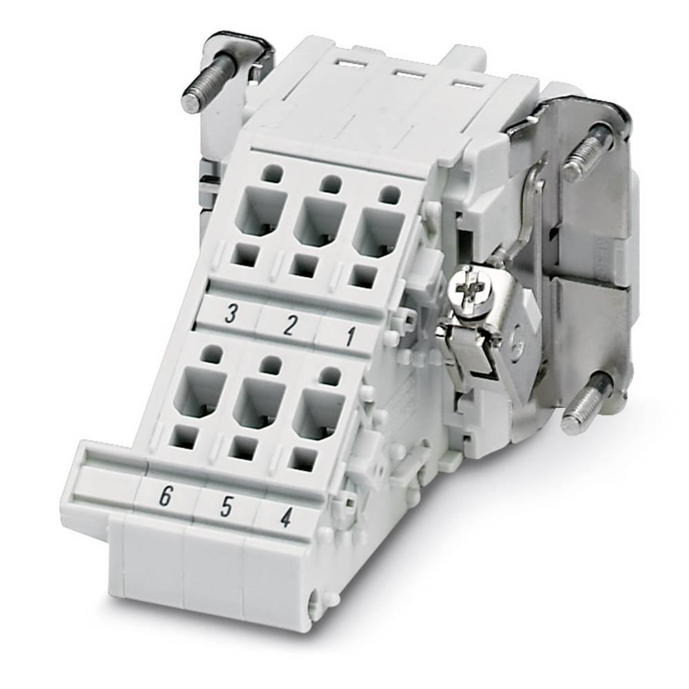 HC-B 6-A-DT-PEL-F - Terminal Adapter Phoenix Contact HC-B 6-A-DT-PEL-F 5 stk