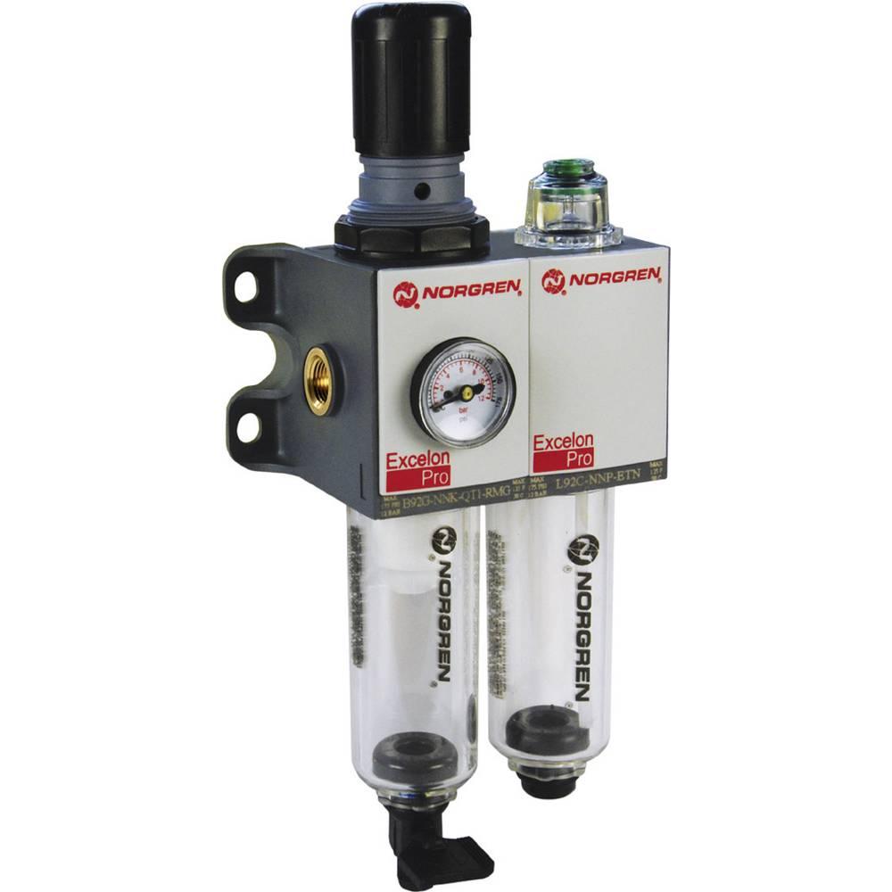 Norgren BL92-235G EXCELON® PRO 92-Jedinica za održavanje, priključak G 1/4, radni tlak (raspon): 0.3-10 bara