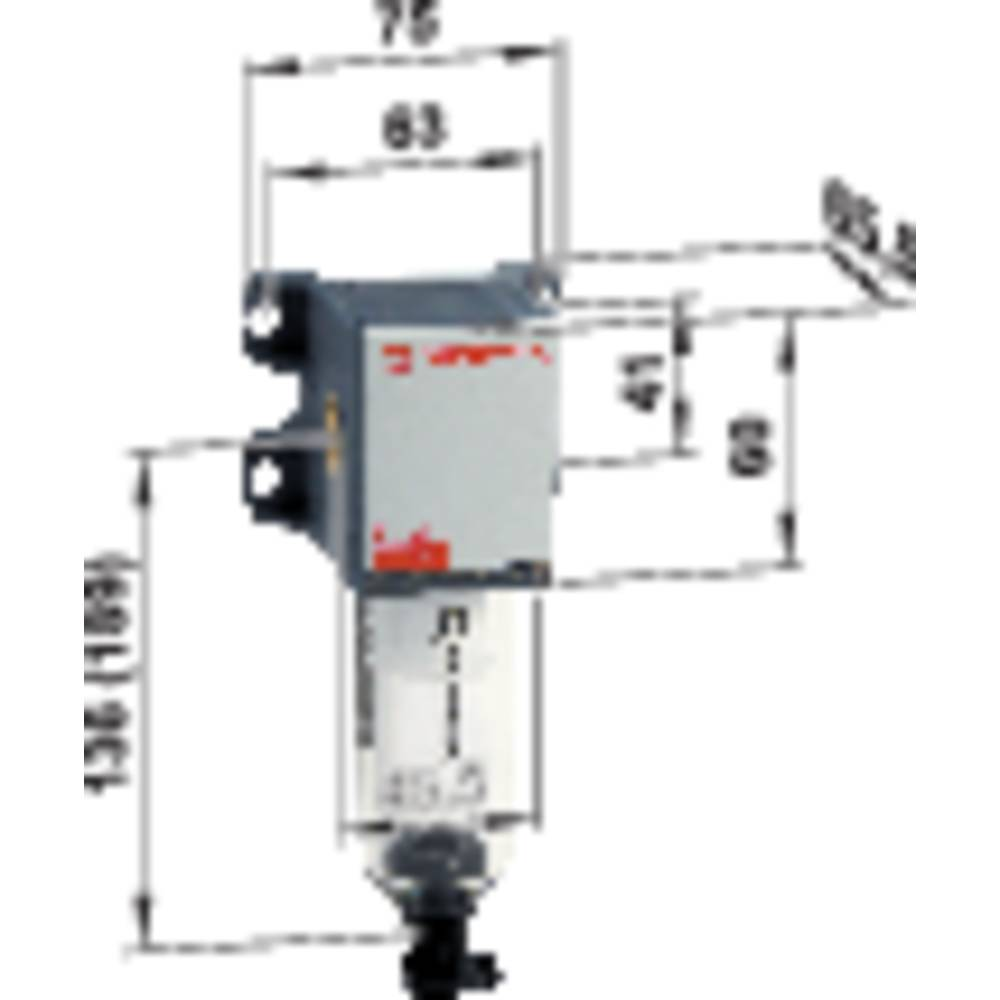 Norgren F92G-2GN-QT1 Filter zakom primirani zrak EXCELONR PRO92