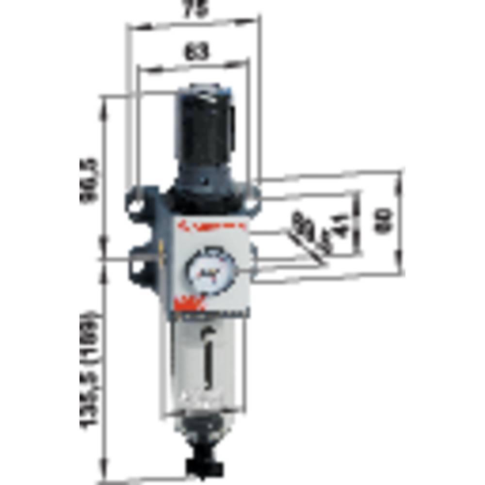 Norgren B92G-NNK-QT1-RMG regulator filtera s manometrom