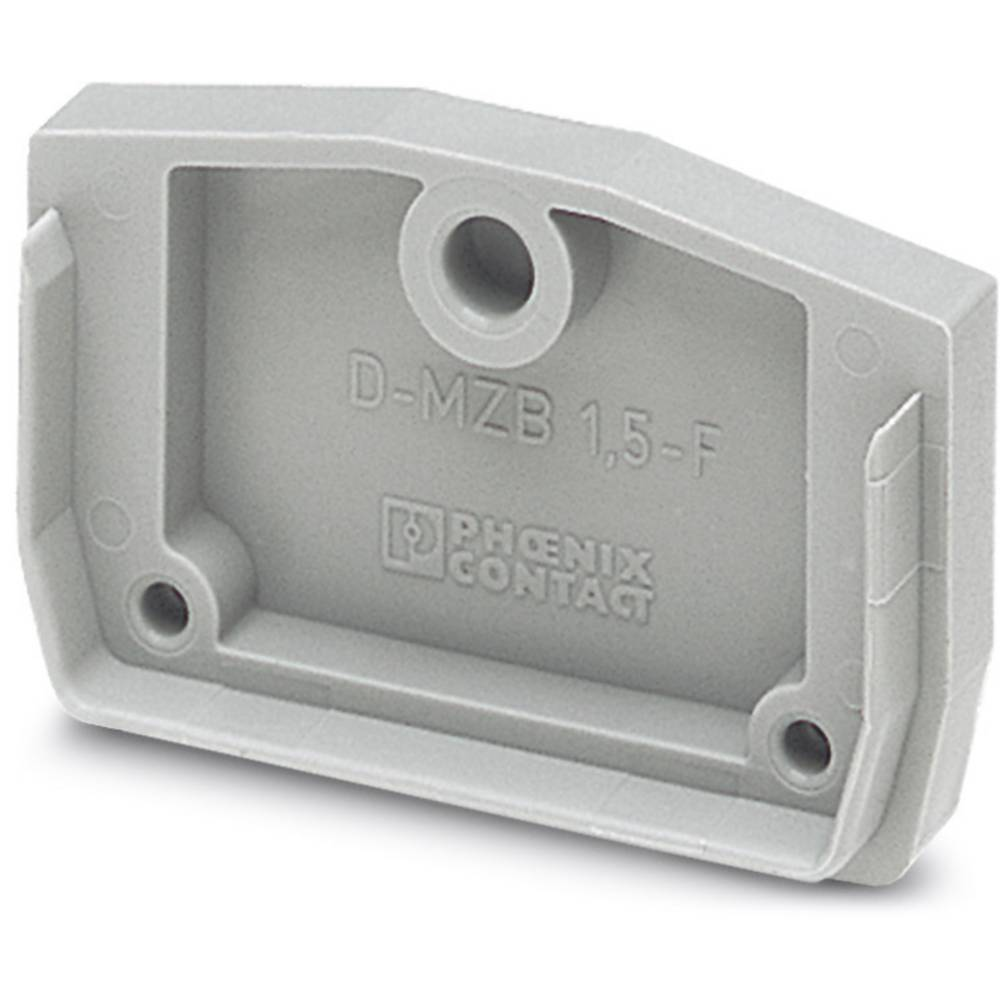 D-MZB 1,5-F - End cap D-MZB 1,5-F Phoenix Contact Indhold: 50 stk