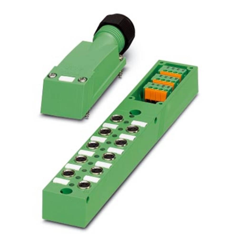 SACB-10/3-L-SC-M8 - škatla za senzorje/aktuatorje SACB-10/3-L-SC-M8 Phoenix Contact vsebuje: 1 kos