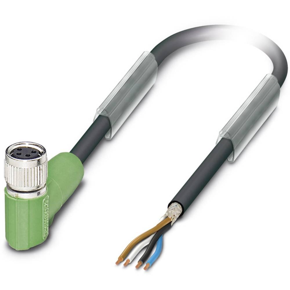 Sensor-, aktuator-stik, Phoenix Contact SAC-4P-10,0-PUR/M 8FR SH 1 stk