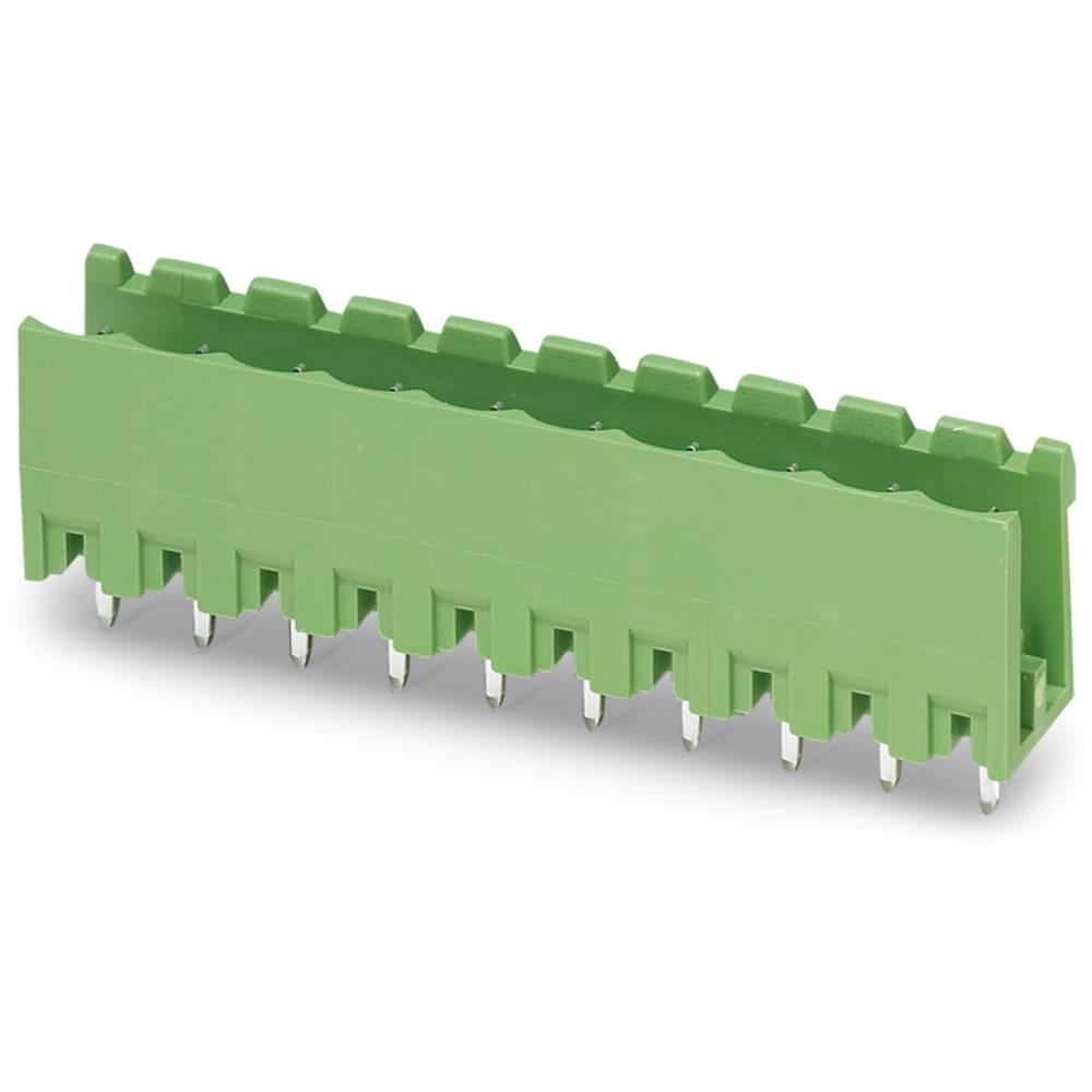 Stiftkabinet-printplade MSTBV (value.1360960) Samlet antal poler 18 Phoenix Contact 1758173 Rastermål: 5.08 mm 50 stk