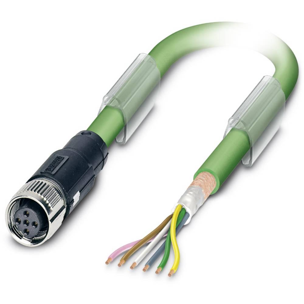 SAC-5P- 2,0-900/FSB SCO - kabel za bus sistem SAC-5P- 2,0-900/FSB SCO Phoenix Contact vsebuje: 1 kos